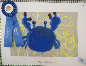 Children's Art Show winner 2016